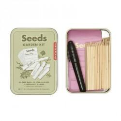 Kit utilità: semi giardino e orto - products kits