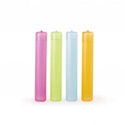 Gadget: Ghiaccio riutilizzabile a forma di stickcolorati s/8