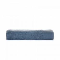 Tessile bagno: Linda telo bagno 100% cotone petrolio