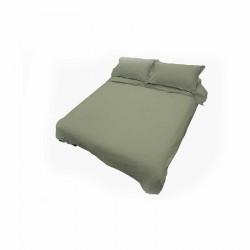 Biancheria da letto: Beatriz 2 set letto matrimoniale 100% cotone leaf