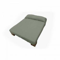 Biancheria da letto: Beatriz 2 copriletto 100% cotone leaf