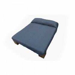 Biancheria da letto: Beatriz 2 copriletto 100% cotone jeans