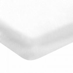 Biancheria da letto: Lenzuolo con angoli singolo bianco