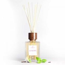 Profumatore a diffusione con bastoncini da 250 ml - serie fragranza genova