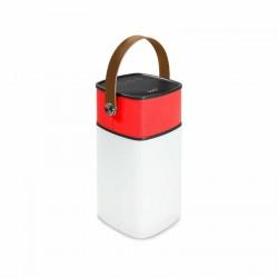 Illuminazione: Skyline speaker bluetooth con lampada led rosso