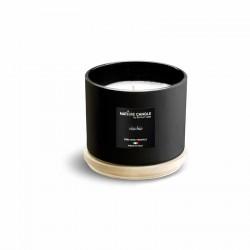 Candela profumata - fragranza: vischio - 380g - serie dolomiti