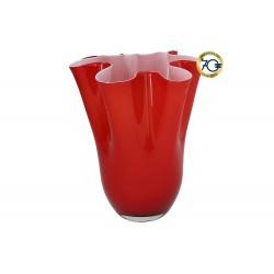 Complementi ad appoggio: Bizarre vaso cm 39 rosso