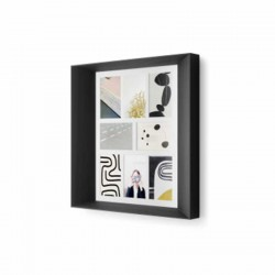 Complementi a muro: Lookout portafoto parete black