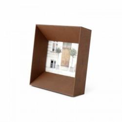 Portafoto legno massello - size 10x15 colore wal - serie lookout