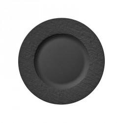 Piatti singoli: Manufacture rock black piatto piano 27 cm