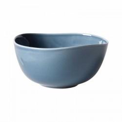 Ciotole, coppette ed insalatiere: Organic turquoise bowl 0,75 lt