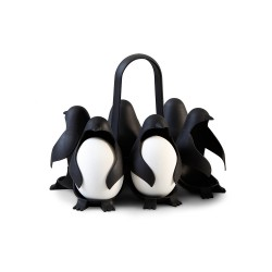 Cotture speciali: Pinguino cuoci uovo a 6 posti