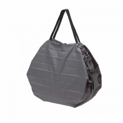 Borsa bag nero - taglia m - poliet. sintetico - capacità 15 litri