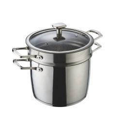Cotture speciali: Accordo set combipentola 24 cm
