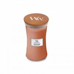 Candela con fragranza profumata: chilli pepper gelato - serie jar - grande formato