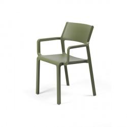 Panche e sedie: Trill poltrona agave