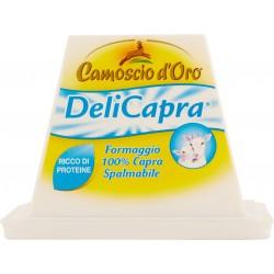 Camoscio d'Oro DeliCapra formaggio di capra spalmabile gr.150