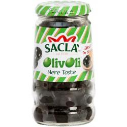 Saclà Olivolì nere toste - gr.200