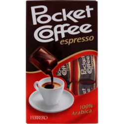 Pocket Coffee espresso Classico 18 Pezzi 225 gr.