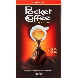 Pocket Coffee espresso Classico 32 Pezzi 400 gr.