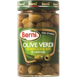 Berni olive verdi denocciolate gr.290