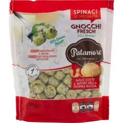 Patamore Le Specialità Gnocchi freschi spinaci 500 gr.