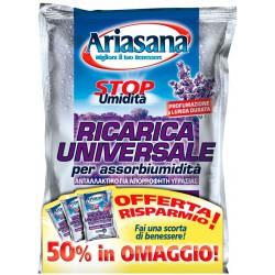 Ariasana lavanda ricariche universali per assorbiumidità pz.3
