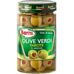 Berni olive verdi farcite gr.310