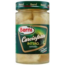 Berni carciofi interi - gr.285