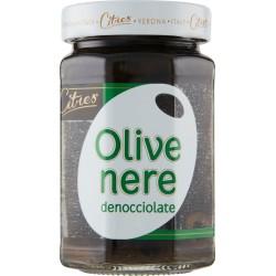 Citres olive nere snocciolate - gr.290