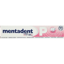 Mentadent P dentifricio sensitive - ml.75