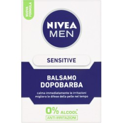 Nivea for men balsamo dopobarba sensitive - ml.100