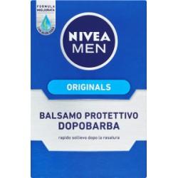 Nivea dopobarba più balsamo protettivo - gr.100