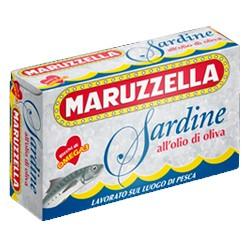 Maruzzella sardine - gr.120