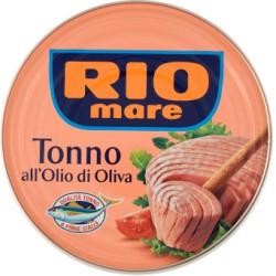 Rio mare tonno olio oliva - gr.500