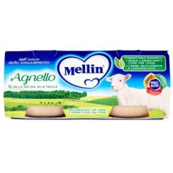 Mellin omogenizzato all'agnello - gr.80 pz.2