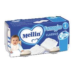Mellin omogenizzato al formaggino classico - gr.80 pz.2