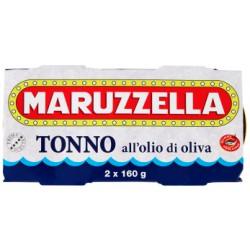 Maruzzella tonno olio oliva - gr.160 x2