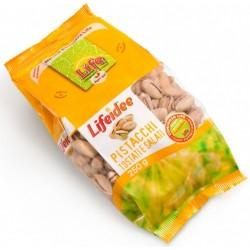 Life pistacchi tostati e salati gr.250