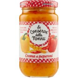 Le conserve della Nonna crema ai peperoni gr.190