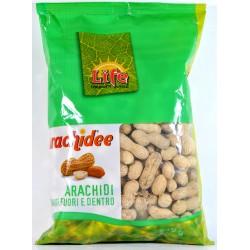 Life arachidi salate gr.500