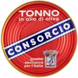 Consorcio tonno all'olio d'oliva - gr.111
