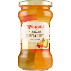 Vergani mostarda di frutta gr.400