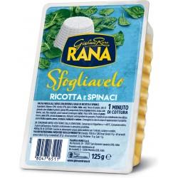 Rana sfogliavelo ricotta e spinaci