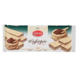 Cabrioni wafers più cacao - gr.150