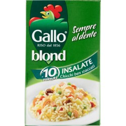 Gallo blond Insalate 10 minuti kg.1