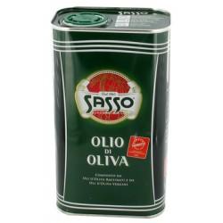 Sasso olio di oliva latta - lt.1