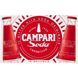 Campari soda vap cluster x10
