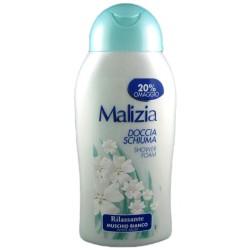Malizia doccia muschio bianco - ml.300