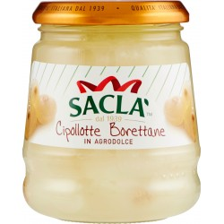 Saclà cipollotte borettane - gr.300